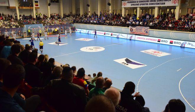 Foto: Fotbal, baschet şi handbal, în această săptămână, la Constanţa