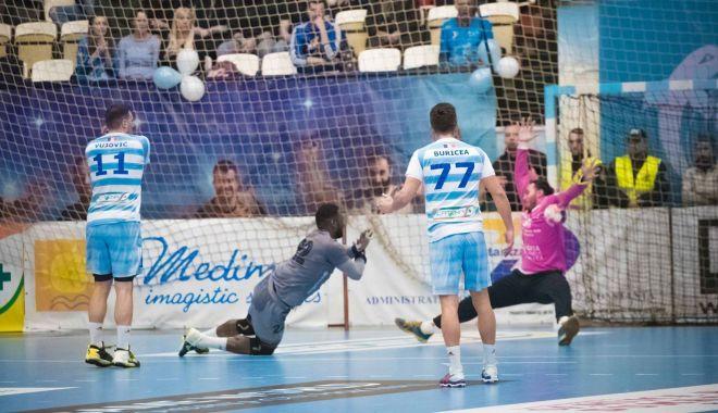 Foto: Spre play-off-ul Cupei EHF! HC Dobrogea Sud, victorie dramatică în Spania