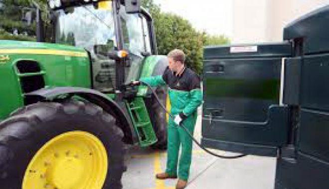 Foto: Sprijin financiar privind motorina utilizată în agricultură