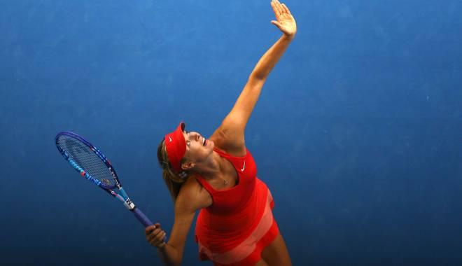 Tenis / Maria Șarapova, calificată în optimile de finală la Australian Open - sraapovasursaausopen-1422012040.jpg