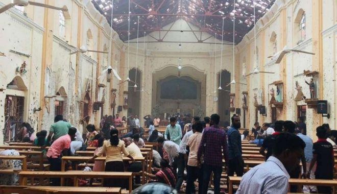 Foto: MAE: Suntem şocaţi de atacurile din Sri Lanka