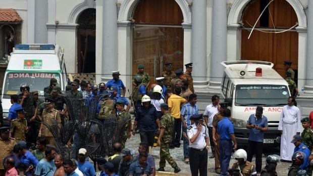 Foto: Opt copii români au fost prinși în infernul din Sri Lanka. Ministrul de Externe a făcut anunțul