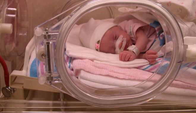 Foto: Maternitatea Spitalului Judeţean Constanţa intră în reabilitare
