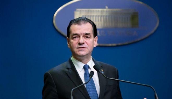Foto: Ludovic Orban: Se pregătește o nouă ORDONANȚĂ MILITARĂ!