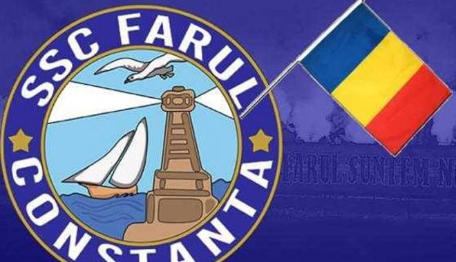 Foto: SSC Farul va încerca să recupereze marca şi sigla FC Farul