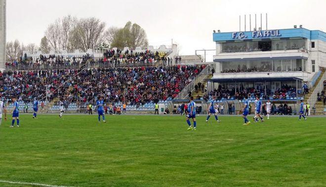 """Foto: SSC Farul, acces interzis pe stadion! """"Primăria dorește să ne desfiinţeze"""""""