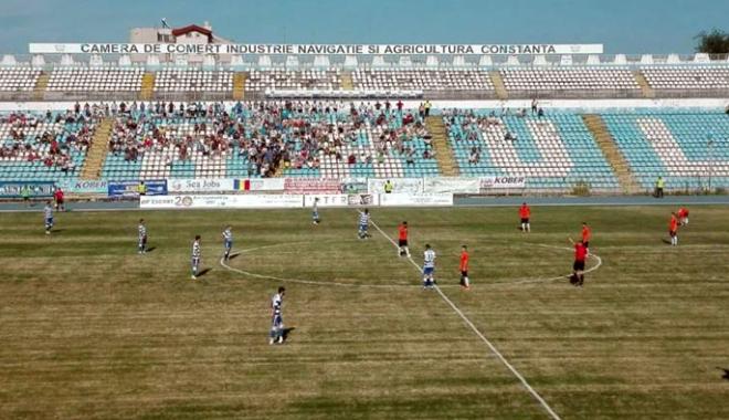 Foto: SSC Farul Constanţa a promovat în Liga a lll-a