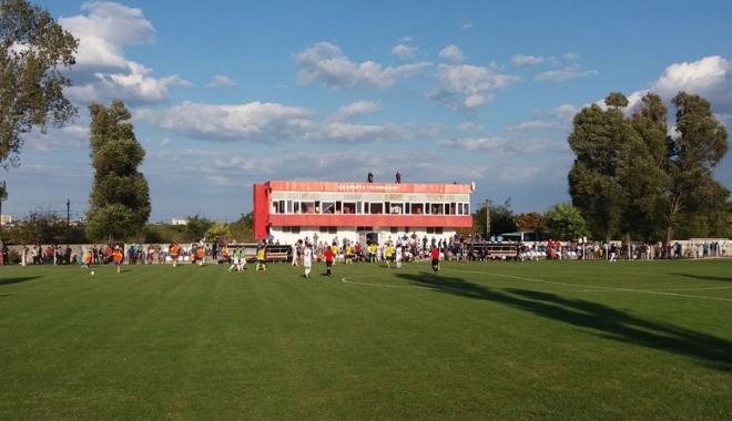 Foto: SSC Farul şi Axiopolis Cernavodă, victorioase  în Liga a lll-a