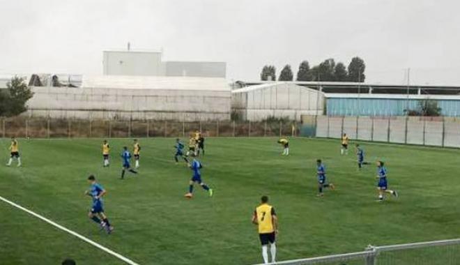 Foto: SSC Farul a încasat 7 goluri de la Progresul