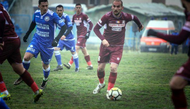 Foto: SSC Farul Constanţa joacă la Techirghiol, cu FC Voluntari ll