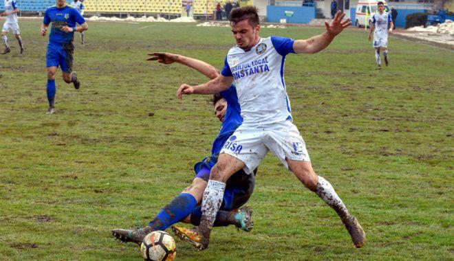 Foto: SSC Farul - Axiopolis, derby-ul rundei, la Cernavodă