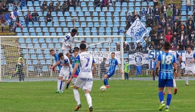 Foto: SSC Farul Constanţa joacă, sâmbătă, pe stadionul din Ovidiu