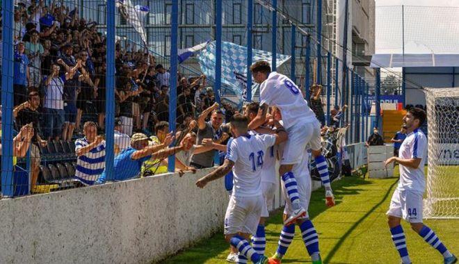 Foto: SSC Farul, meci la Călăraşi, cu Academica
