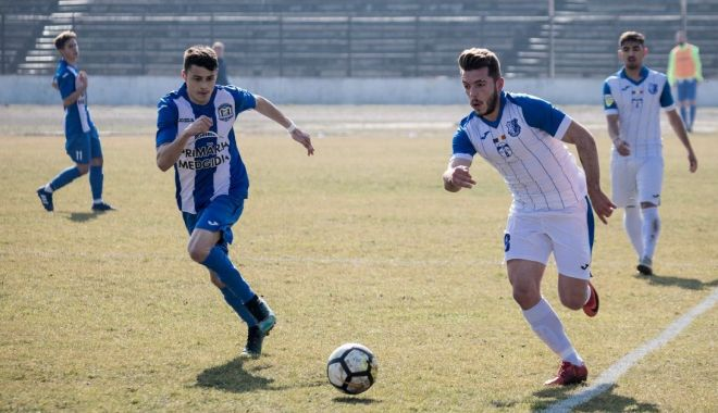 Foto: SSC Farul, la primul meci al sezonului