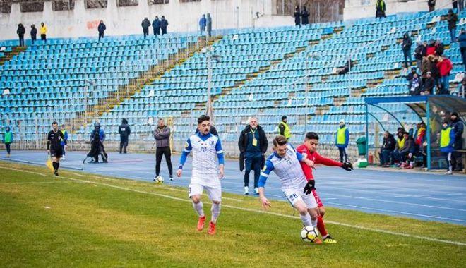 Foto: La retrogradare! SSC Farul pierde confruntarea cu Sportul Snagov