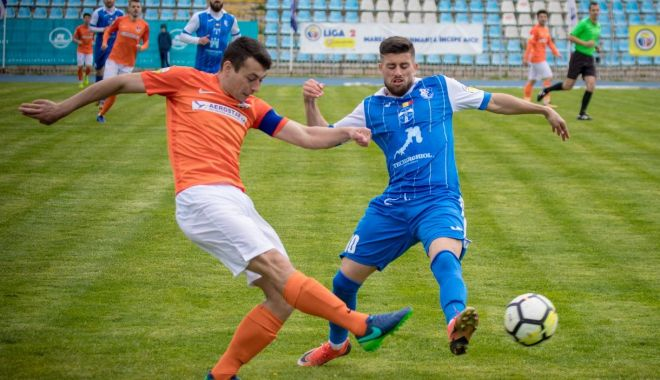 Foto: SSC Farul, victorie după un gol marcat în prelungiri