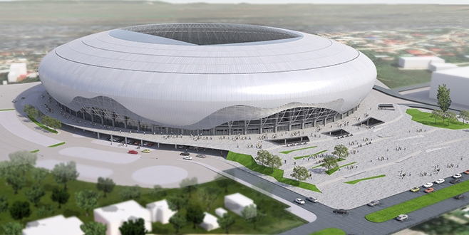 """Foto: Constanţa va avea un nou stadion! """"Vă garantez că va rivaliza cu cel de la Craiova"""""""