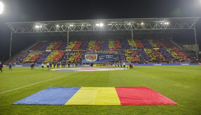Foto: FRF a scos la vânzare biletele pentru meciul România – Feroe. Cât costă