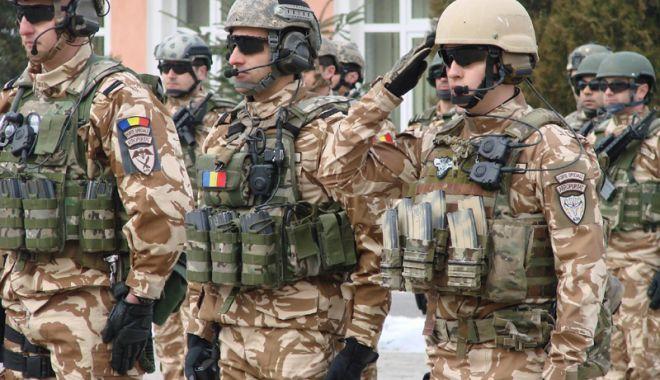 Foto: Stagiu de pregătire organizat, în premieră, pentru evaluatorii NATO