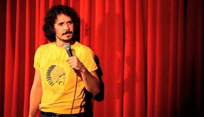Foto: Stand-up comedy, la Harlequin