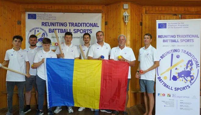Start în proiectul european de reunire a sporturilor tradiţionale înrudite cu oina - start-1627065900.jpg