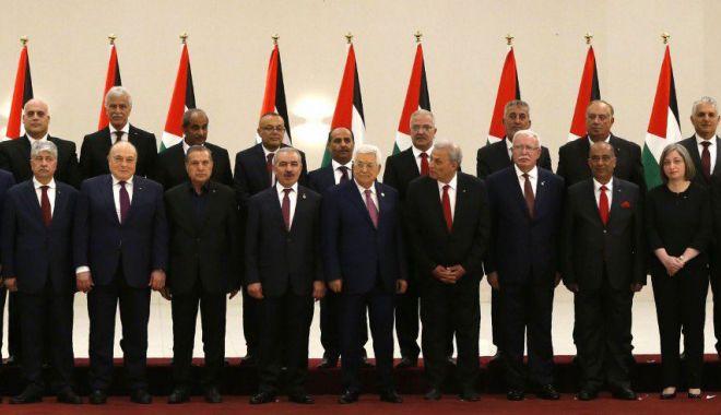 Foto: Statele Unite adresează felicitări noului guvern palestinian