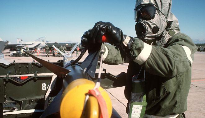 Foto: Statele occidentale au suspiciuni că Siria ascunde arme chimice ilegale