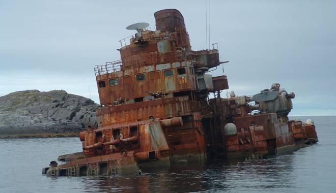 Foto: Statele sunt obligate să cureţe mările de epave