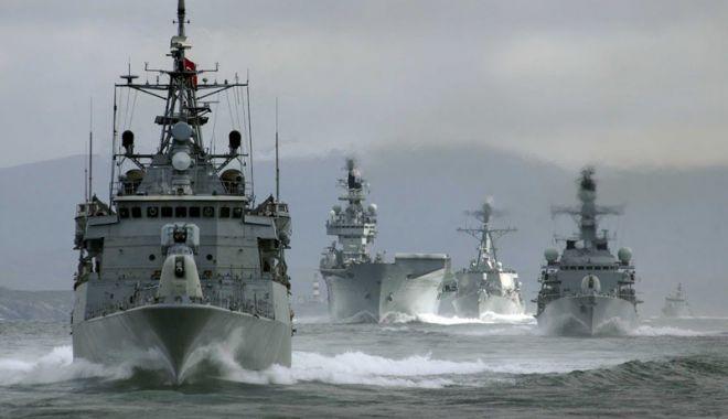 Foto: Americanii au trimis o navă militară  în Marea Neagră. Care este motivul