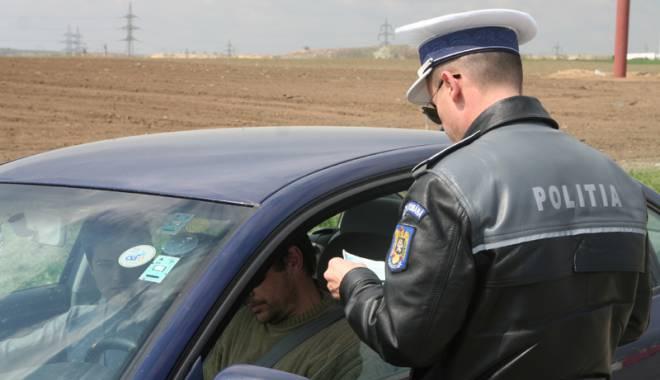 Foto: Staţiunea Mamaia, pistă de curse!  Şofer prins cu 135 km/h