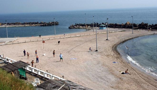 Foto: Plajele rămân la ABADL. Referendumul de la Eforie nu se mai organizează  la 5 iunie