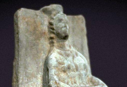 Foto: Statuia zeiței Cybela poate fi admirată și în format 3D