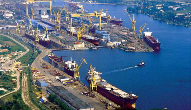 Foto: Statul român a bătut palma cu Damen Shipyards Group pentru preluarea Daewoo - Mangalia