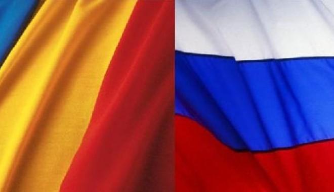 Foto: Relaţiile istorice româno-ruse, în dezbatere