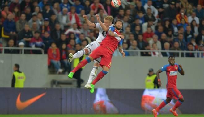 Foto: Gigi Becali a început curățenia la Steaua, după eșecul cu Rosenborg