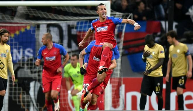 Foto: Steaua va susţine şase jocuri amicale în cele două stagii din Antalya