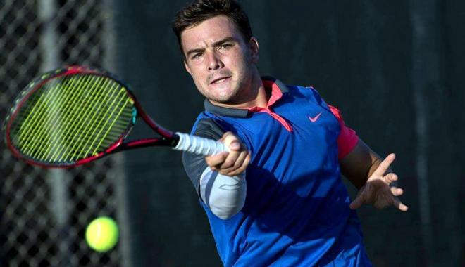 """Foto: Ştefan Paloşi, ascensiune fulminantă în Top ITF. """"Visez să joc împotriva lui Federer!"""""""
