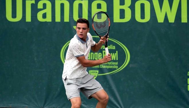 Foto: Ştefan Paloşi s-a oprit  în semifinalele turneului de la Tashkent