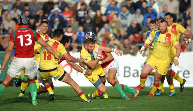 """Foto: """"Stejarii"""" au urcat o poziţie în clasamentul World Rugby"""