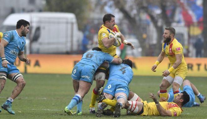 "Foto: ""Stejarii"" şi-au aflat traseul din Rugby  Europe International Championship"