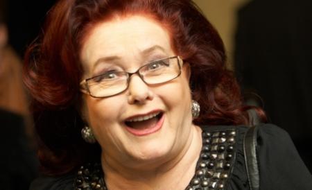 Foto: Stela Popescu a primit o stea pe Walk of Fame