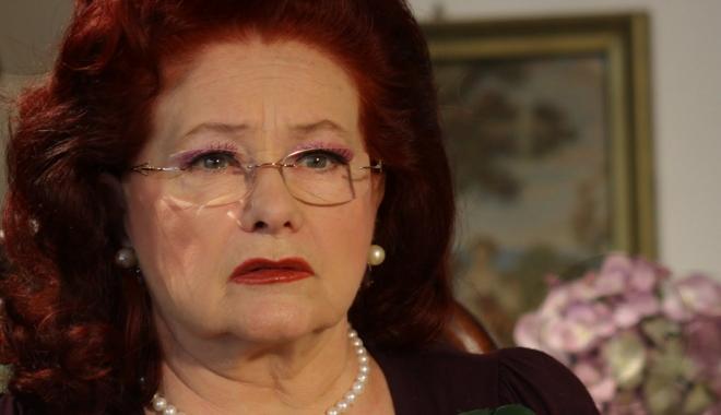 """Foto: Stela Popescu a fost jefuită: """"E tot cea care a furat-o şi pe Mirabela Dauer"""""""