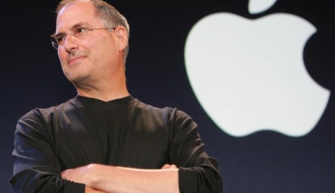 Foto: A murit Steve Jobs