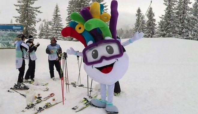 Foto: Prezenţă numeroasă pentru România, la Festivalul Olimpic de Tineret European, ediţia de iarnă