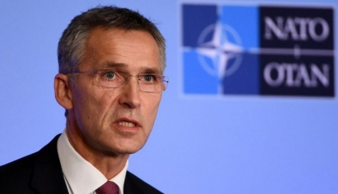 Foto: Mandatul lui Stoltenberg în fruntea NATO, prelungit cu doi ani