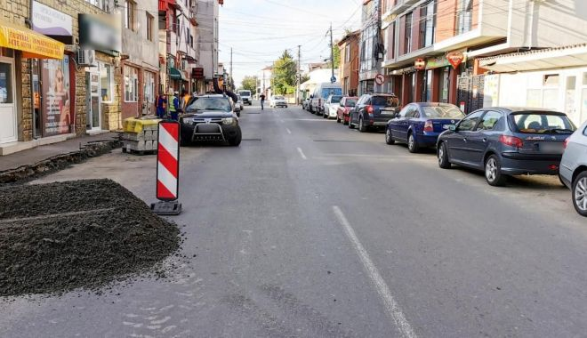 Strada Liliacului, din cartierul KM 4 - 5, intră în reabilitare - stradaliliacului-1632669553.jpg