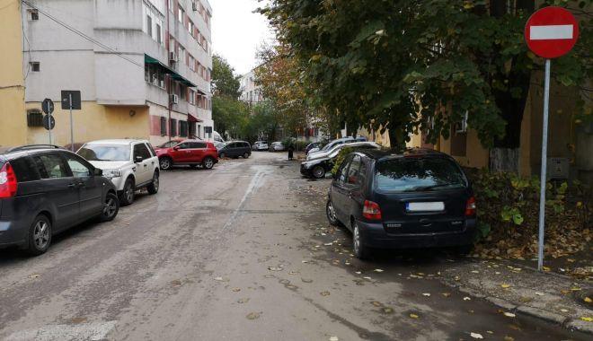 Foto: Schimbări în traficul din cartierul Inel II