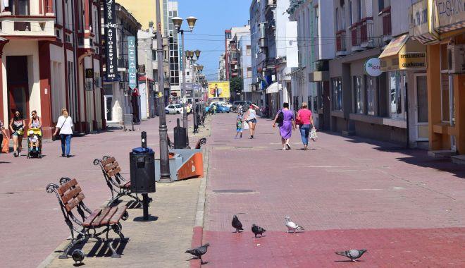 Renaște centrul pietonal al Constanței, se reabilitează strada Ștefan cel Mare! Declarații Decebal Făgădău - stradastefancelmare2-1574070691.jpg