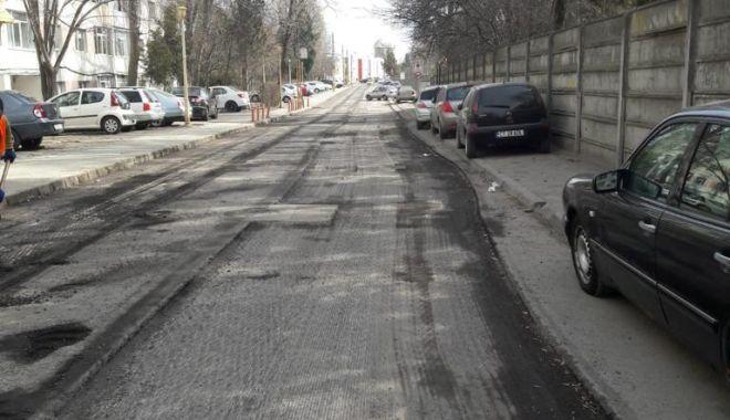 Foto: Strada Ştefăniţă Vodă, închisă circulaţiei, vineri şi sâmbătă