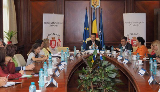 Foto: Strategie  pentru dezvoltarea turismului  în zona costieră a judeţului Constanţa